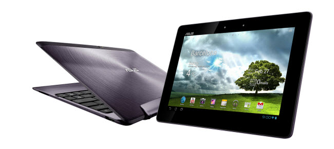 play AVI movies on ASUS Infinity 700