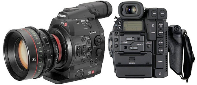import Canon C300 Mark II XF-AVC footage to EDIUS