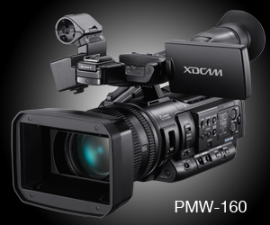 editing Sony PMW-160 XDCAM HD422 footage in Avid