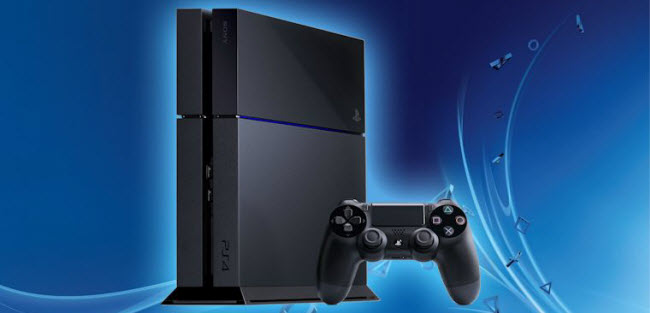 can PlayStation 4 recognize and play Sony XAVC (S) 4K