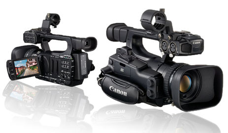 editing Canon XF105 MXF footage in FCP 7
