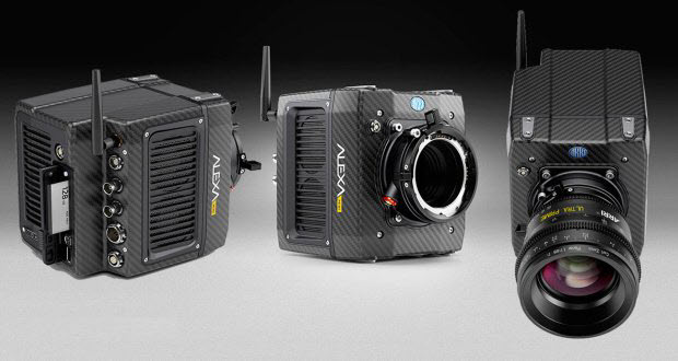 import and edit ALEXA Mini HD/2K/4K UHD video in Premiere and Vegas
