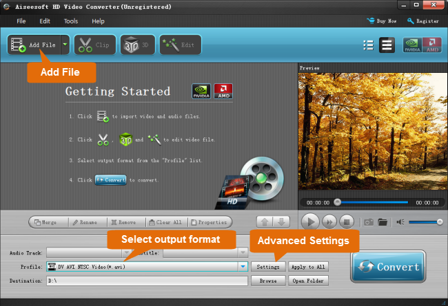 converting MP4 content for use in Edius Pro 7