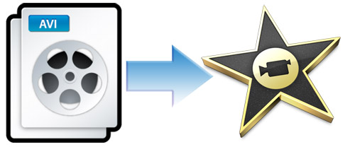 convert AVI media to Apple InterMediate Codec