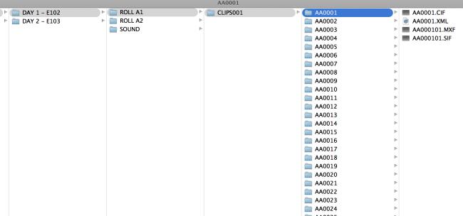 edit Canon C300 MXF footage on Mac