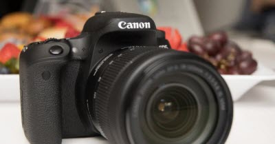 canon 77d and fcp x