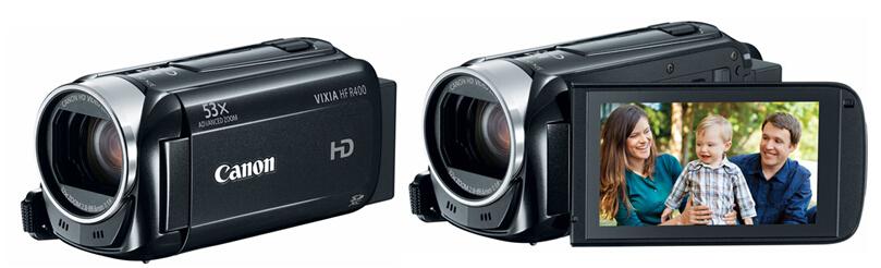 canon vixia hf r400