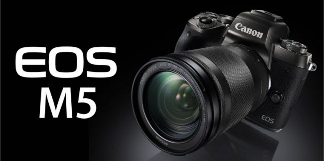 import canon eos m5 video to imovie