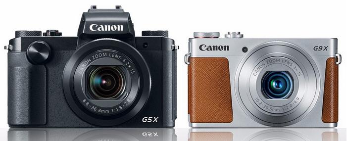 Canon PowerShot G5 X/G9 X workflow in FCP X