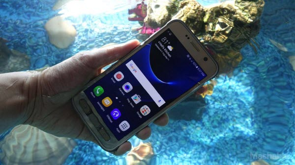 recover wiped date on Galaxy S7 Active