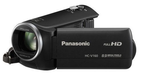 edit Panasonic HC-V160 video on Mac iMovie/FCP X