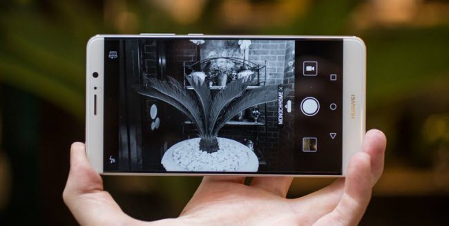 play mxf video on mate 9