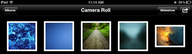 get back deleted photos on ipad camera roll