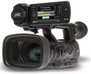 smooth JVC GY-HM650U workflow on Mac iMovie and FCP X
