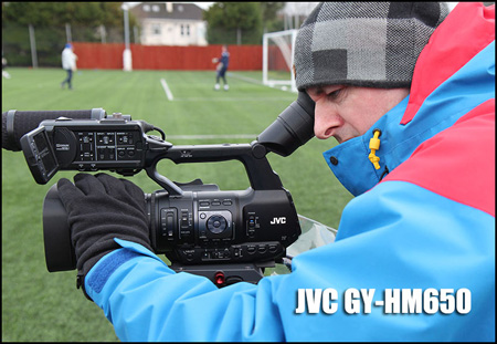 import and edit JVC GY-HM650 video recordings in FCP 7/X
