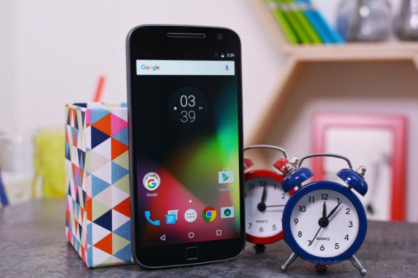 getting back lost contacts from Lenovo Moto G4 Plus
