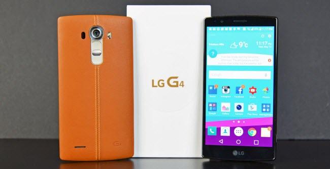 LG G4 memo lost