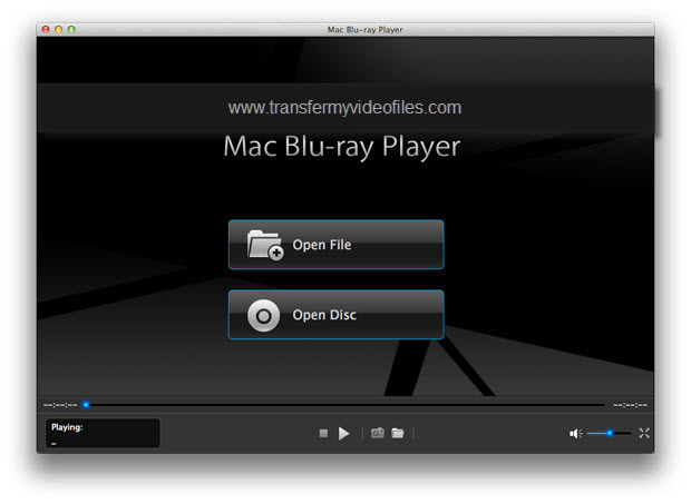 get macOS Sierra playing Blu-ray disc movies