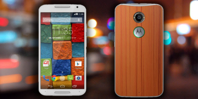 get back lost text messages from Moto X