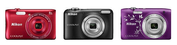 editing Nikon COOLPIX S3700/S2900/L31 video in iMovie, FCP X, and Avid