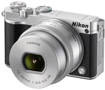 importing and editing Nikon 1 J5 4K/60p video on Mac