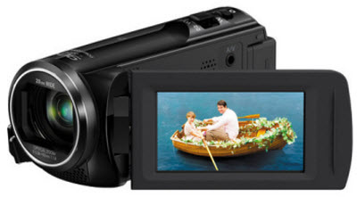 import 1080-60p AVCHD files from Panasonic HC-250 to iMovie