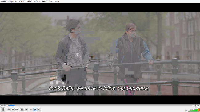 issues playing HEVC/H.265 encoded 4K MKV in VLC