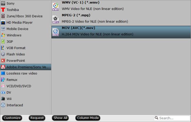 VRO to QuickTime MOV Conversion