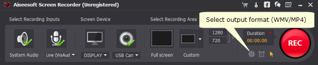 the simplest way to record computer screen