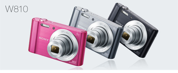 importing and editing Sony DSC-W810 footage on Mac