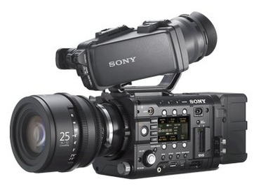 transcode Sony PMW-F5 XAVC MXF video files to Apple ProRes