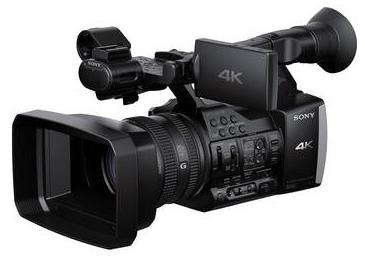 Sony FDR-AX1 4K