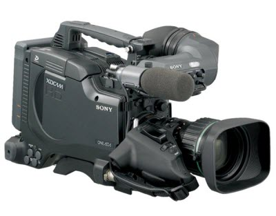 Sony PDW-F350