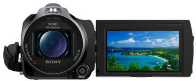 Sony PJ760 handycam