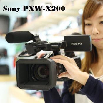 convert Sony PXW-X200 XAVC files to DNxHD .mov