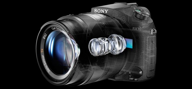 editing Sony RX10 XAVC S MP4 footage in iMovie