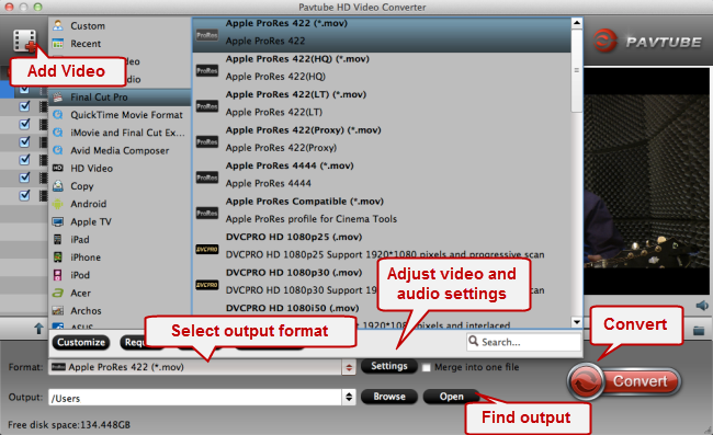 make Sony Vegas Pro 12 work with TiVo recordings