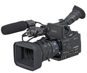importing HDV/DVCAM/DV video from Sony HVR-Z7U to Avid