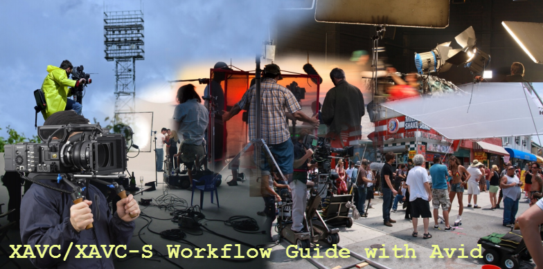 xavc (s) workflow with avid